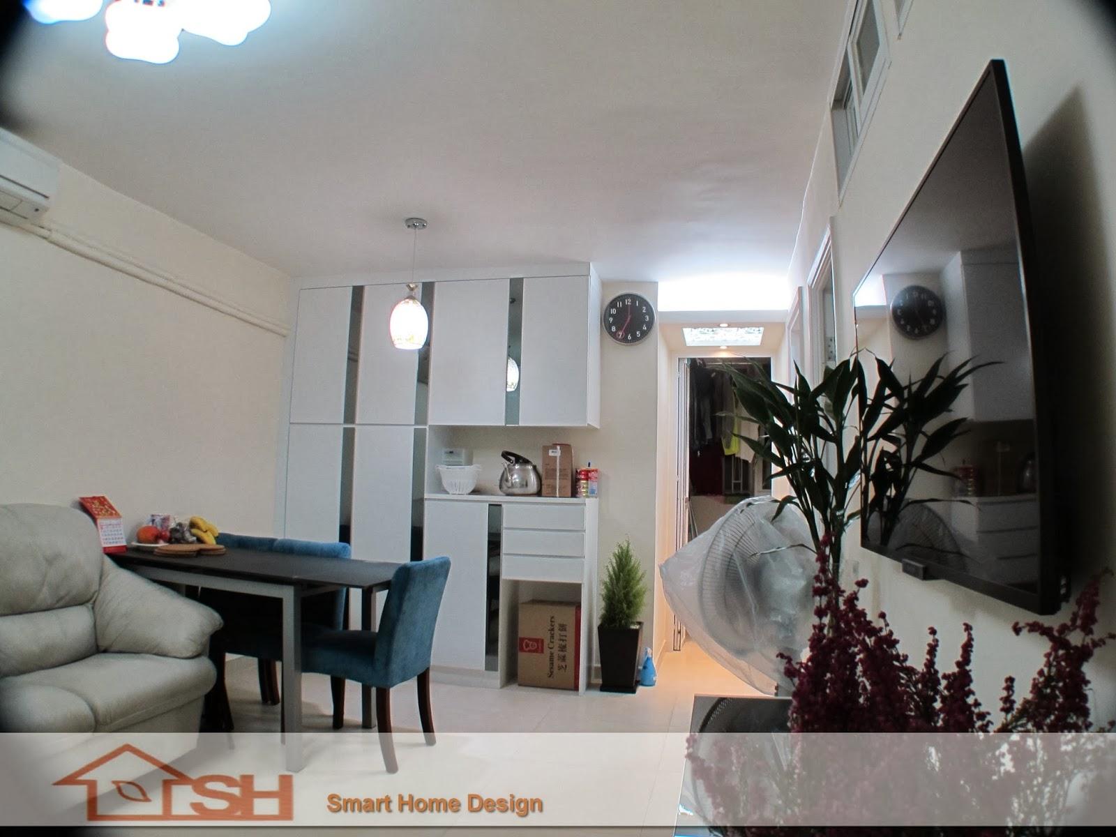裝修/廚櫃/傢俬/卓形設計Smart Home Design: 公屋裝修_沙田沙角邨雲雀樓 @卓形設計_Joe 9653 9736