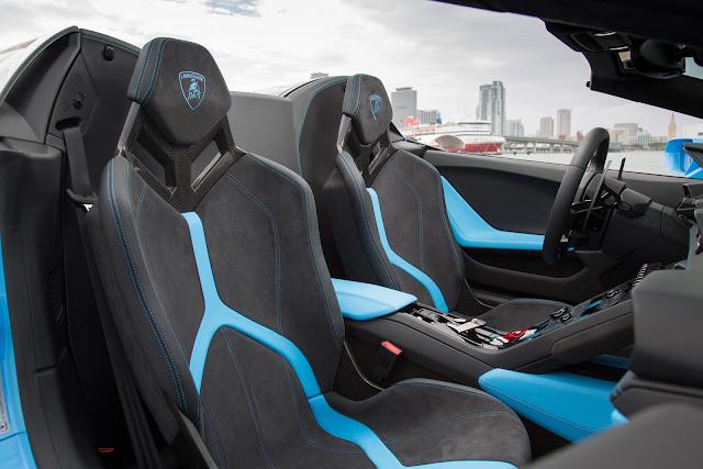 2016 Lamborghini Huracán LP 610-4 Spyder