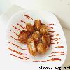 Pan fried dumplings 香煎水饺