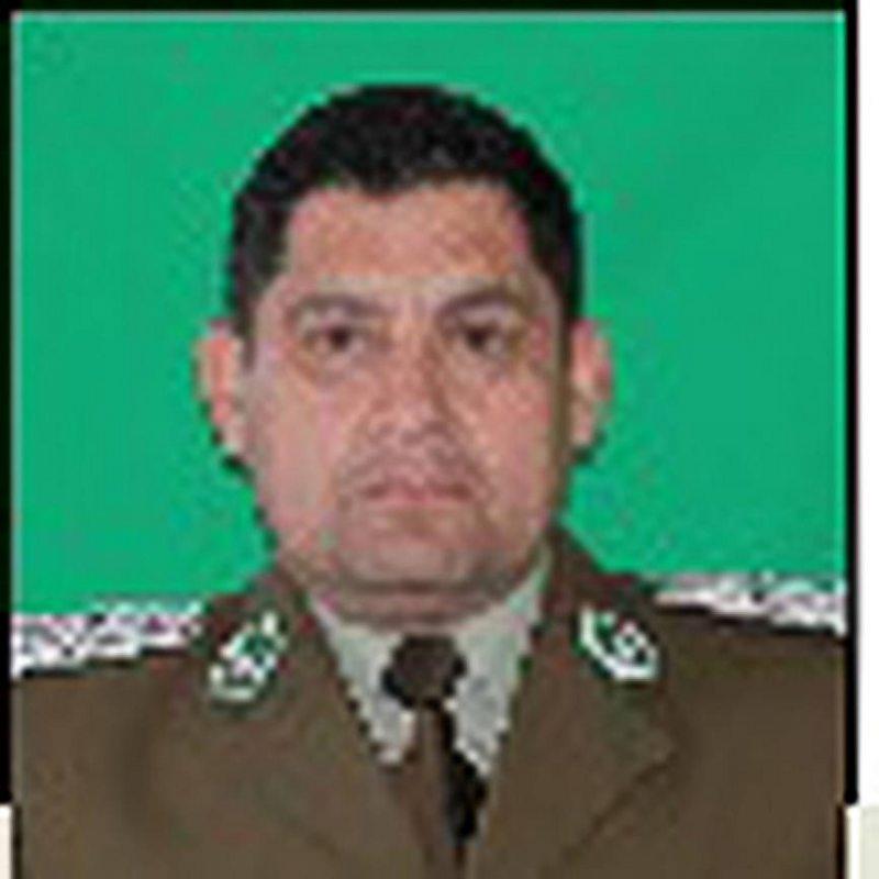 eniente coronel de Carabineros Ricardo Arriagada Sepúlveda
