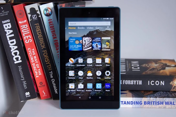 Sorteio de um Tablet Amazon Fire 7