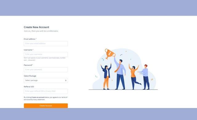 Cara Daftar Aplikasi Bisnis Vito Penghasil Uang