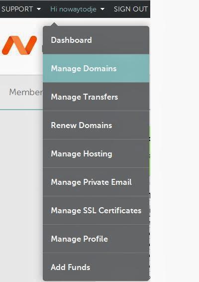 Cài đặt email domain cho tên miền đăng ký tại namecheap.com