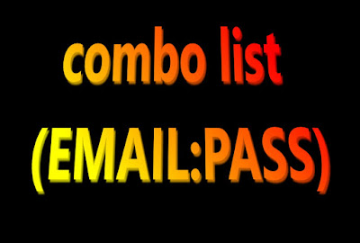 combo list (email:pass)