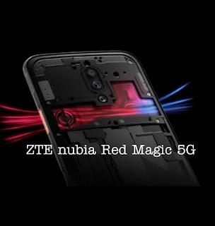 مراجعة لهاتف الألعاب زد تي إي نوبيا ريد ماجيك ZTE nubia Red Magic 5G مواصفات زد تي إي نوبيا ريد ماجيك ZTE nubia Red Magic 5G الإصدار NX659J