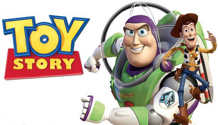 Toy Story (1995) Fixar Movie Wallpapers, film animasi terbaru terbaik terpopuler sepanjang sejarah myanimelist