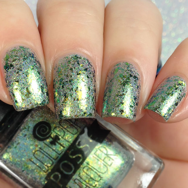 Lollipop Posse Lacquer-Walking With A Ghost