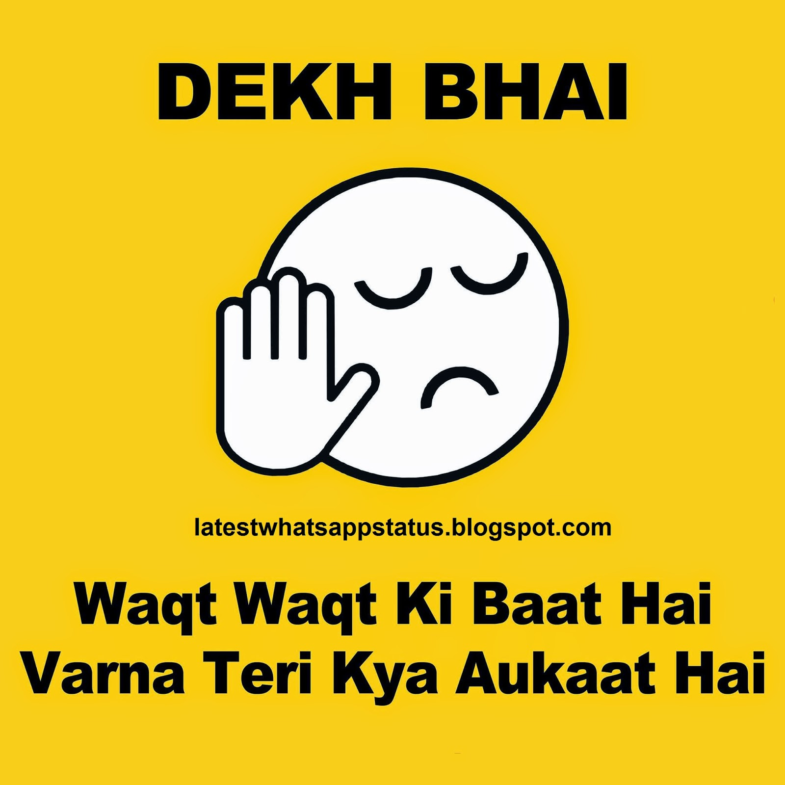 Best New funny dekh bhai images and Troll - Whatsapp ...