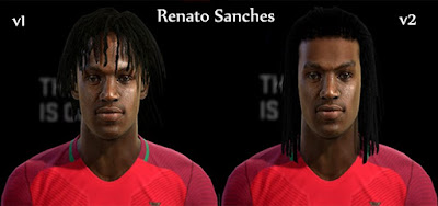 New Face Renato Sanches Pes 2013