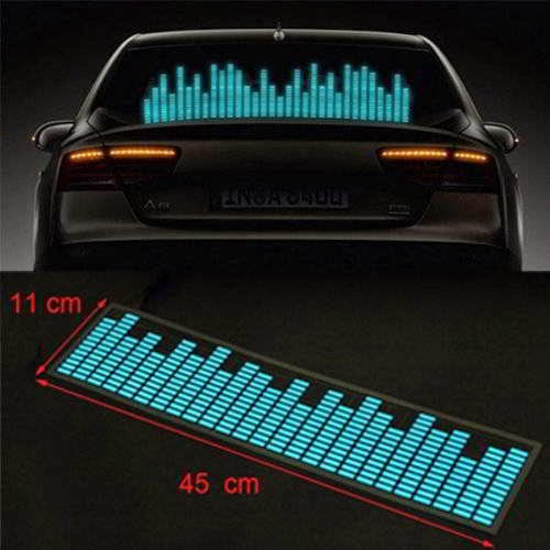 12V Sound Music Activated Car