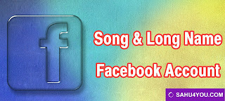 How To Create Song Name & Long Name Facebook On Facebook