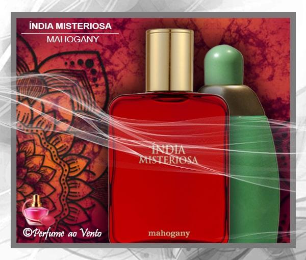 perfume ao vento, perfume, parfum, índia misteriosa, mahogany, eden, caharel, dupe, inspiração, semelhança olfativa, referência olfativa, contratipo