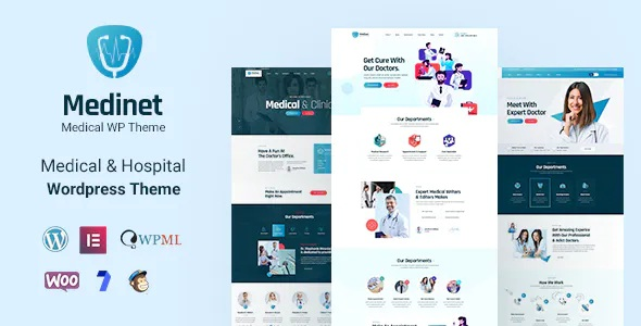 Best Medical and Health WordPress Theme