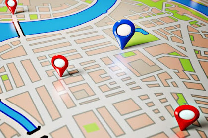 5 Fitur Google Maps yang wajib kalian tahu