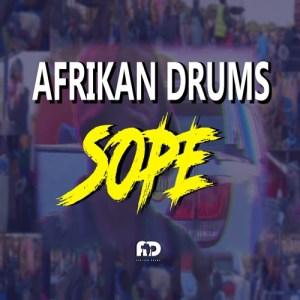 Afrikan Drums - Sope