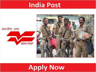 India Post 2510 Gujarat Gramin Dak Sevak Recruitment 2019