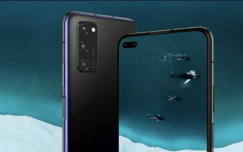 Honor V30-series coming to Europe next week powered by Huawei Mobile Services