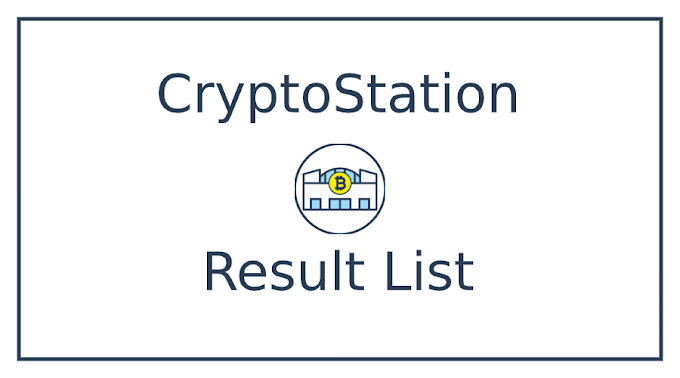 Result List of April 30 to May 04