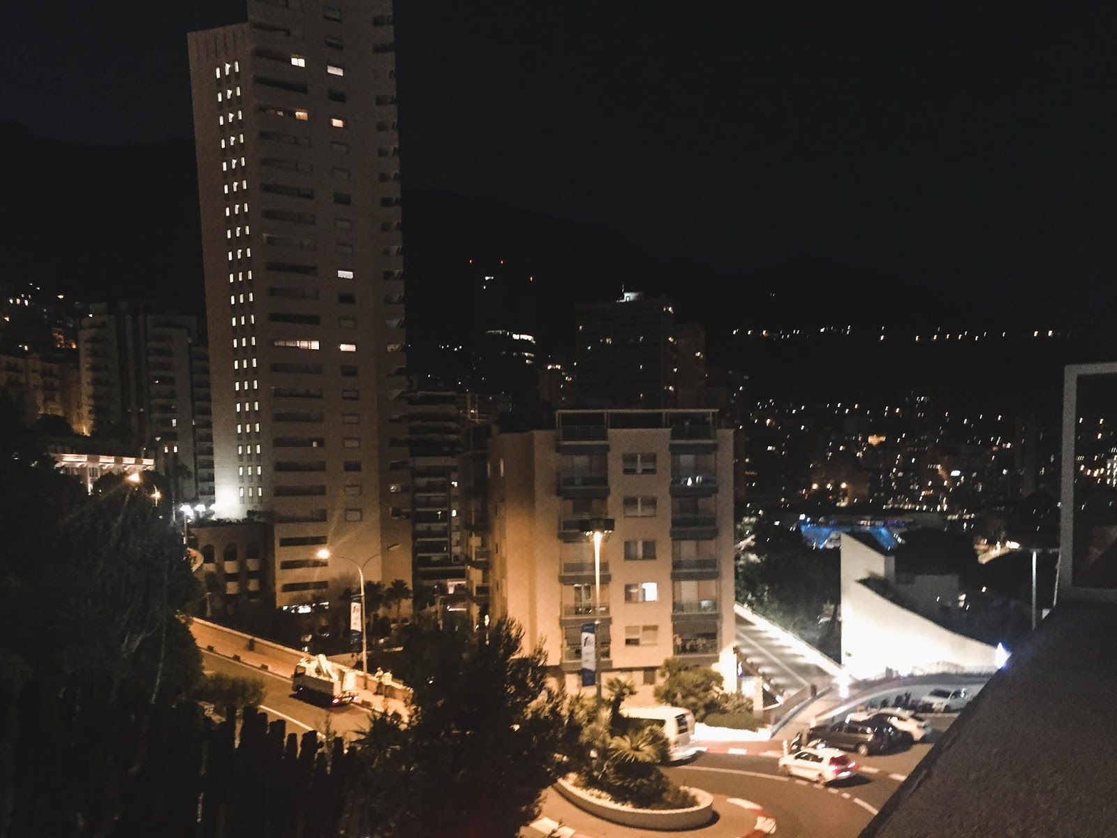 A Night in Monaco