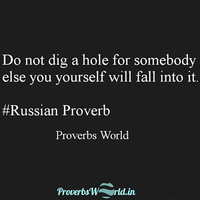 Proverbs World, Proverbs meaning, Proverbs, Proverb sentenses, Russian Proverbs