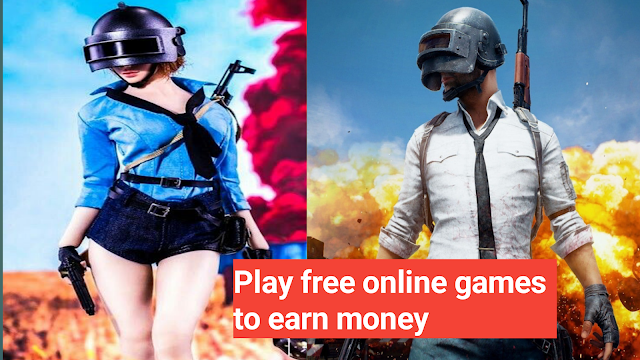 Play free online games to earn money