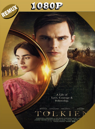 Tolkien (2019) Latino HD [1080p REMUX] [GoogleDrive] TeslavoHD