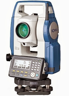 SOKKIA CX-105C Total Station instrumen optis/elektronik dari PT INDOSURTA