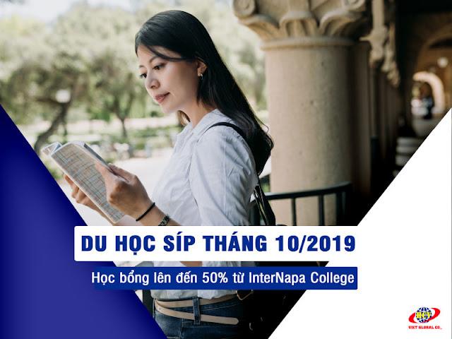 Du học Síp: Học bổng lên đến 50% từ InterNapa College
