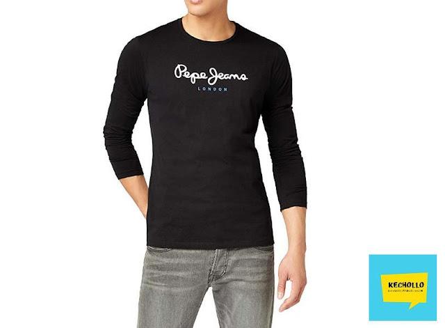 Camiseta Manga Larga Pepe Jeans para Hombre