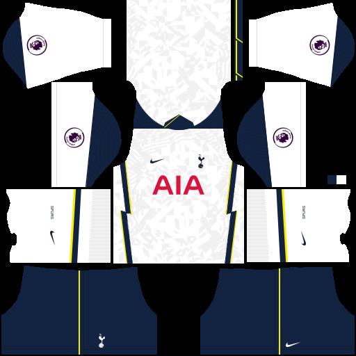 Kits Uniformes Tottenham Hotspur Premier League 2020 2021 Fts 15 Dls Blog Do Jogos Online Wx
