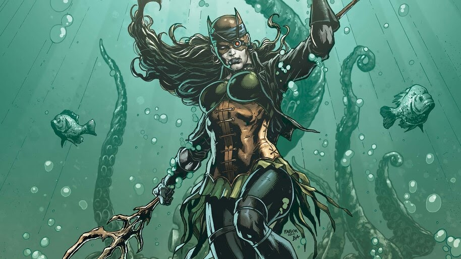 The Drowned, Batwoman, DC, Comics, 4K, #4.2886