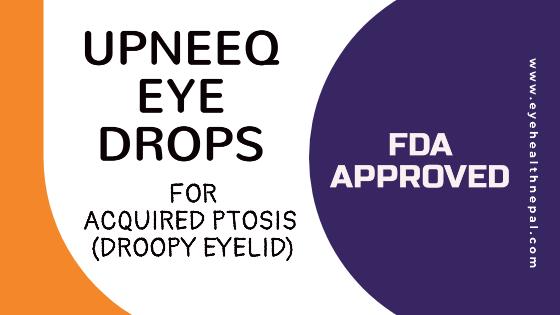 Upneeq Eye Drops