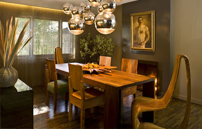 khloe kardashian dining room | interior designer jeff andrews khloe kardashian bedroom ...