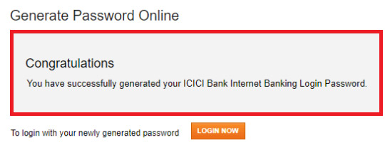 how to register for icici net banking online