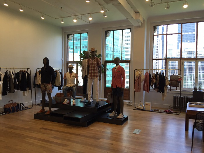 Eleventy inaugura showroom a New York - Toplook db8509bdf2d