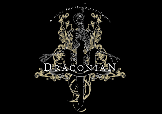 WALLPAPER DRACONIAN LOGO