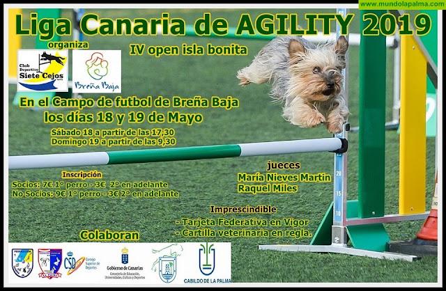 """BREÑA BAJA: IV Open """"Isla Bonita"""" de Agility"""