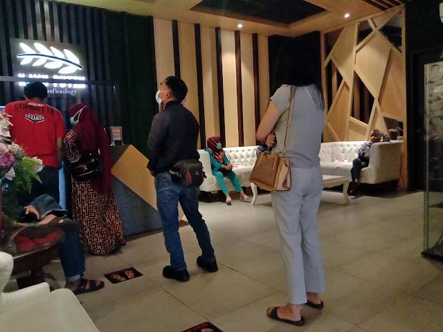 Kayuputih Family Reflexology Malang