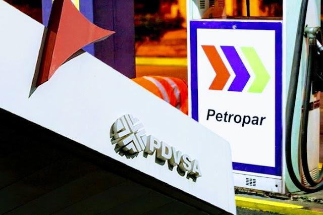 Petrolera paraguaya Petropar debe $ 305 millones a PDVSA