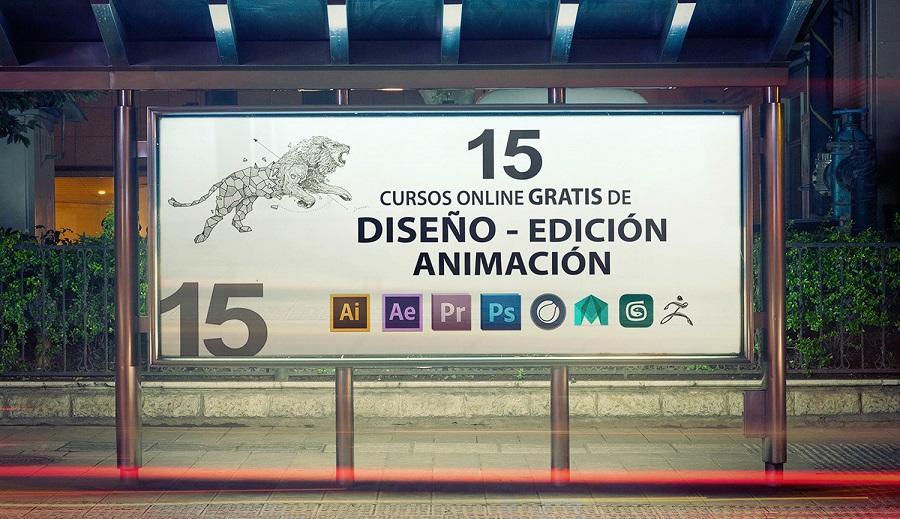 15 cursos online gratis de edición, diseño y animación | oye juanjo!