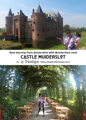 Daytrip from Amsterdam Muiderslot Pinterest