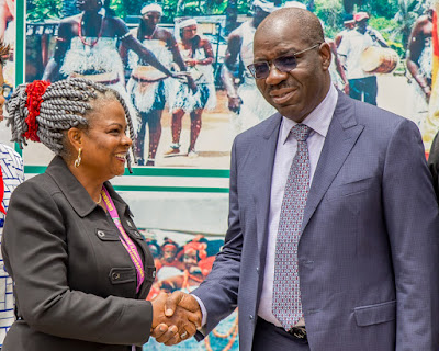 Edo to collaborate with NLA to revive libraries