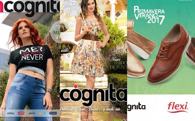 Catalogos incognita 2017 primavera verano