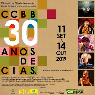 """[Teatro]: """"Insetos"""" e """"Conselho de Classe"""", da Cia. dos Atores, nesta semana na Mostra CCBB 30 Anos de Cias"""