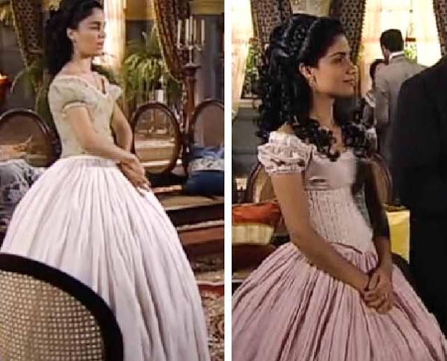 Rosa em a escrava isaura 2004