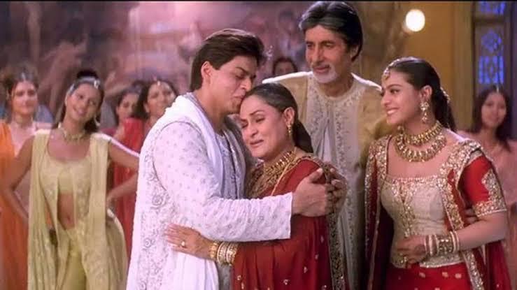 Actors of a Bollywood film