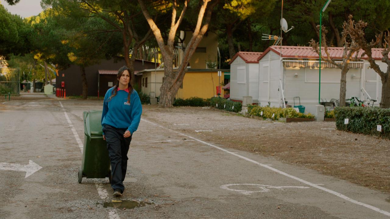 Fotografía de Melani Olivares en Benvinguts a la família de TV3 en Netflix