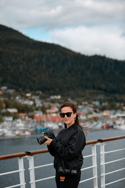 Alicia Mara Celebrity Millennium Cruise | Ketchikan Travel Guide