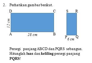 Mathematics For Junior Soal Soal Kesebangunan Dan