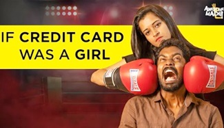 If Credit Card was a Girl | Awesome Machi | English Subtitles